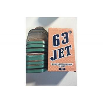 63 Jet Sıcak Lastik Kaynağı Lastik Tamir Lastik Yaması 10'Lu Paket