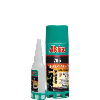 Akfix Profesyonel 705 Hızlı Yapıştırıcı 400 ML + 100 Gr.