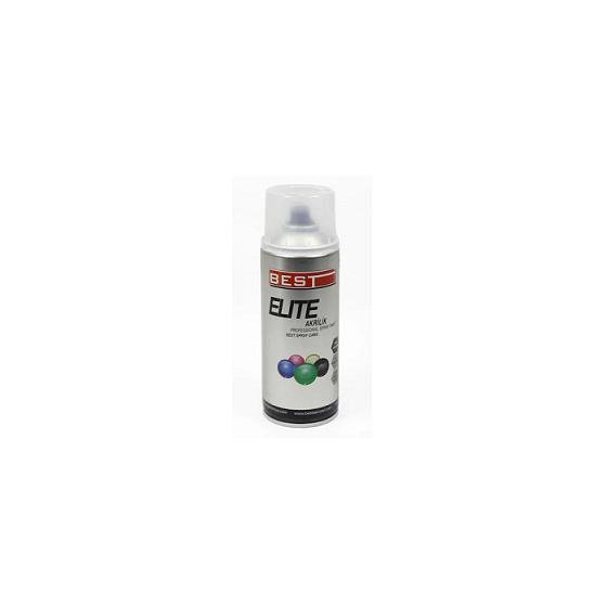 Best Elite Akrilik Ral 9301 Beyaz Eşya Beyazı Sprey Boya 400 ML