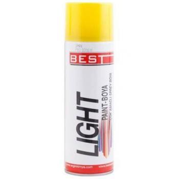 Best Light Sprey Boya Sarı 250 ML BL250