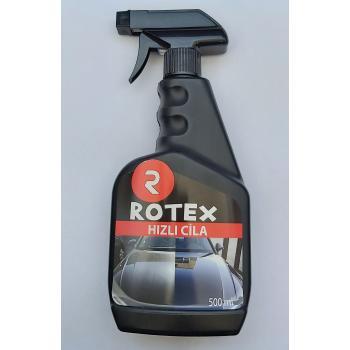 Rotex Oto Hızlı Cila 500 ML