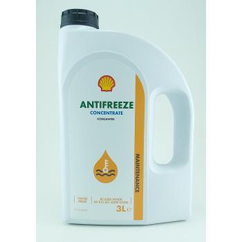 Shell Antifriz Konsantre 3 Litre Mavi Yeni Tarihli 2020