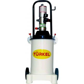 Türkel Havalı Gres Pompası 12 KG LD-608
