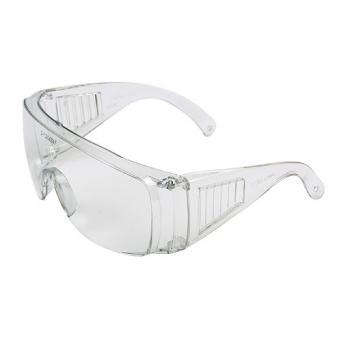Batu Majör Koruyucu Şeffaf Gözlük İş Gözlüğü Laboratuvar Gözlüğü